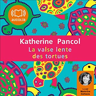 La valse lente des tortues Titelbild