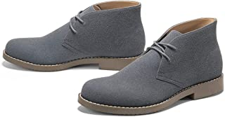 Men's Chukka Boots Casual Suede Desert Shoes