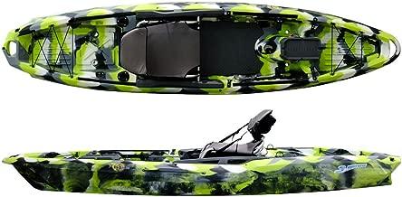 3 Waters Big Fish 120 Kayak - Green Camo