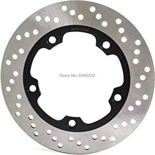 Transporter-Space - New Motorcycle Rear Rotor Brake Disc For Suzuki Bandit 1200 1250 GSF 650 750 GSR 600 GSX 650 Inazuma 250Z (GW250) 2012-2016