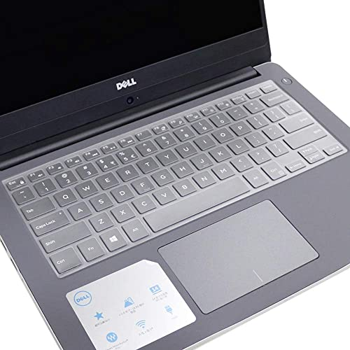 Keyboard Skin Cover for Dell Inspiron 14 3000 14 5000 14 7000 Series 7000-7447