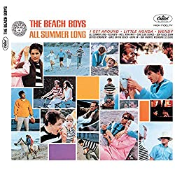 I Get Around Was The Beach Boys First Number One Hit Song In United States