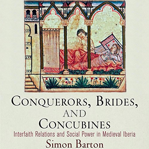 Conquerors, Brides, and Concubines audiobook cover art