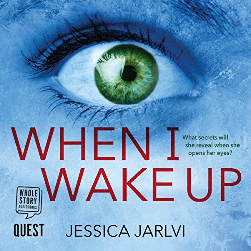 When I Wake Up audiobook cover art