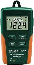 Extech DL160 双输入真 RMS 交流电压/电流数据记录器 DL150