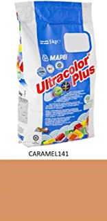 Royal Apex Mapei Ultracolor Plus High Performance Tile Grout Fast Set Water Repellent | 5Kg (CARAMEL141)