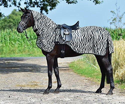 Busse Ausreitdecke ZEBRA-FLEXI, zebra, 135, zebra