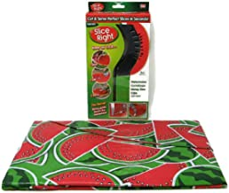 """Watermelon Tablecloth 54"""" x 72"""" with Slicer (2 Items Bundle)"""