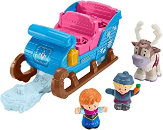 Disney Fisher-Price Frozen Kristoff Sleigh by Little People