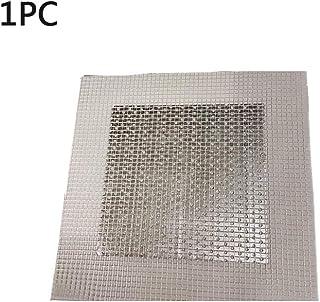 YongYI Kit de parches de pared para médicos, 500 (dB) con índice de aislamiento de sonido, autoadhesivo, parche de reparación de paredes, parche de reparación de pared duradero, 10,16 x 10,16 cm