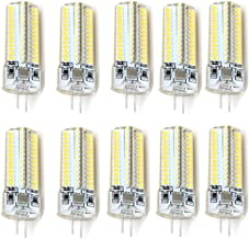 Led bulbs, WELSUN 6 Watt G4 Led Bulb Lamps of 350lumens 104-LED 3014 SMD LED Chip LED Light,Replacement of 40W Halogen 220...