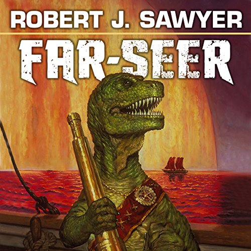 Far-Seer audiobook cover art