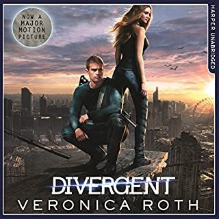 Divergent     (Divergent, Book 1)              By:                                                                                                                                 Veronica Roth                               Narrated by:                                                                                                                                 Emma Galvin                      Length: 11 hrs and 11 mins     1,534 ratings     Overall 4.4