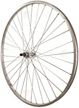 Sta Tru Silver Alloy Freewheel Hub Rear Wheel (27X1 ¼-Inch)