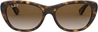 Women's RB4227 Cat Eye Sunglasses