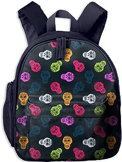 Pinta Skull Cub Cool School Book Bag Backpacks for Girl's Boy's