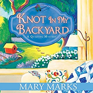 Knot in My Backyard audiobook cover art