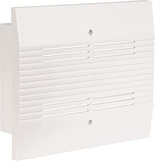 Craftmade CBGW-CNV Convertible Recessed Door Chime, Paintable White (8