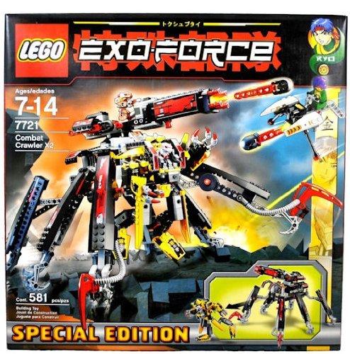 LEGO Exo Force Combat Crawler Set #7721
