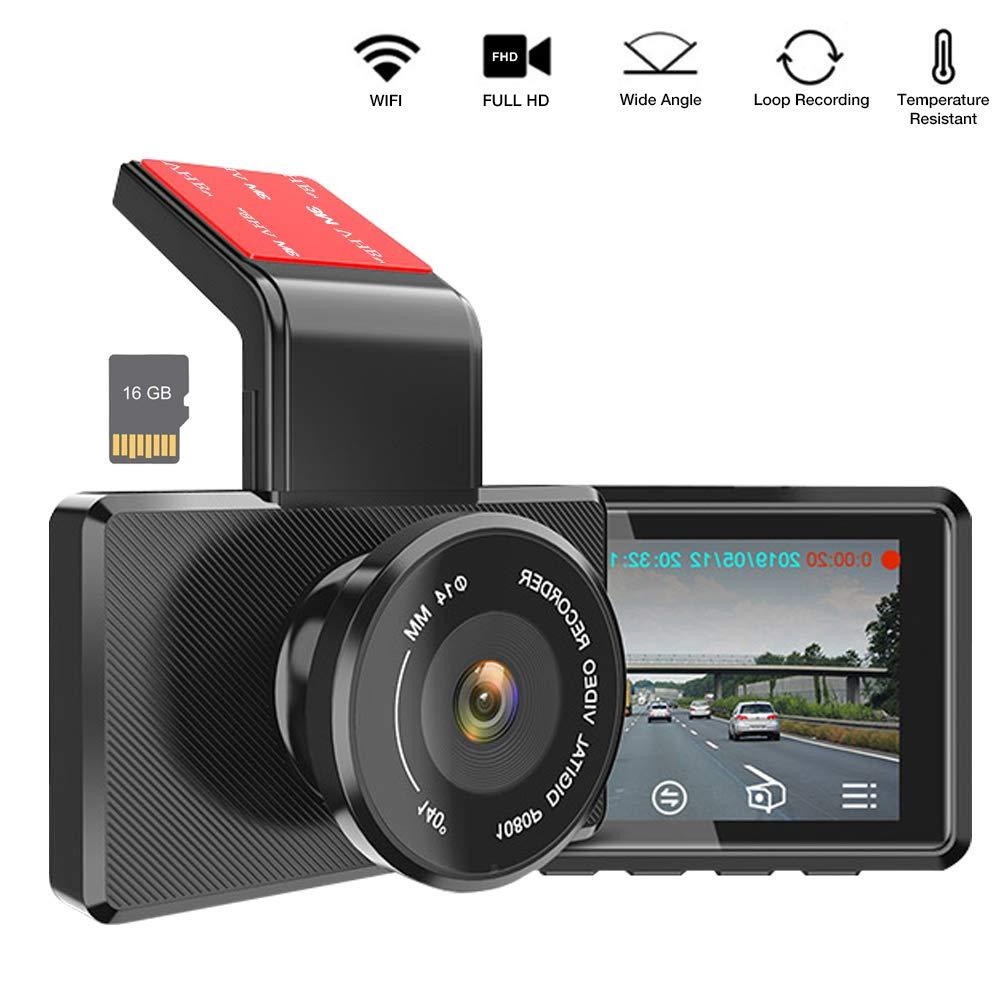 Dashboard Recorder Detection Recording G Sensor