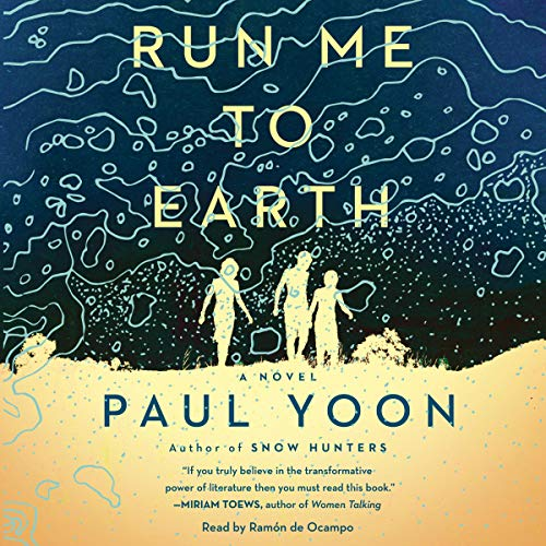 Run Me to Earth audiobook cover art