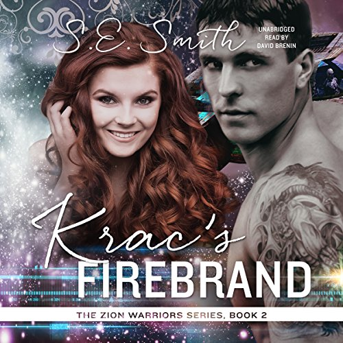 Krac's Firebrand audiobook cover art