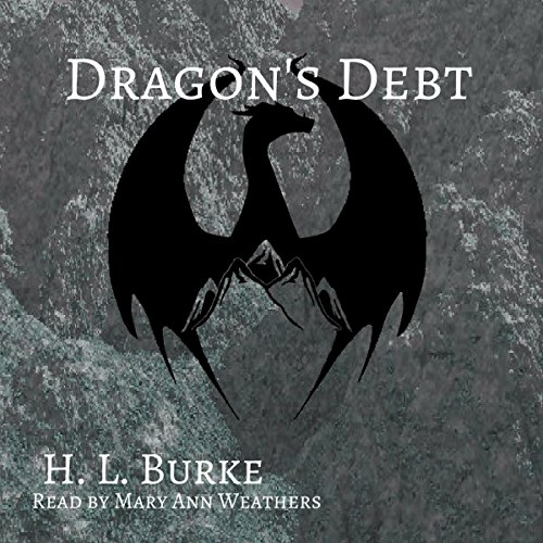 Dragon's Debt audiobook cover art