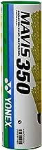 Yonex Mavis 350 Nylon Shuttlecock (Pack of 6)