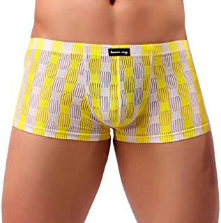 Saoye Fashion String Mens Men Mankini Thong Under Waist Slip Underpants Men Clothing Slip Mens Thong Mens Thong Under Warm...