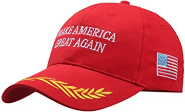 SERYU Make America Great Again Hat Adjustable Baseball Hat 2 Pack