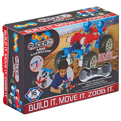 Zoob 0Z12050 - Mini-terreinwagen