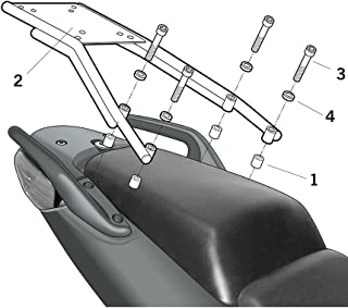 Suchergebnis Auf Für Motorrad Gepäckträger Boxen 2 Sterne Mehr Gepäckträger Boxen Koffer Auto Motorrad