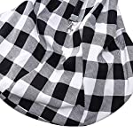 ChezAbbey Dog Sling Carrier Hand Free Reversible Pet Doggie Papoose Bag Kitty Soft Pouch and Tote Bag Design Puppy Adjustable Shoulder Bag Outdoor Travel Sling Bag Carrier for Dogs Cats Rabbit 13