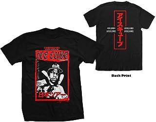 Ice Cube T Shirt Kanji Peace Sign Logo Nuovo Ufficiale Uomo