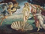 1art1 Sandro Botticelli - Die Geburt Der Venus, 1483-1485,