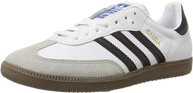 Amazon.com   adidas Originals Men's Samba Soccer-Inspired Sneaker ...