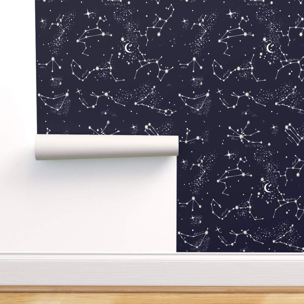 moons adhesive animal design celestial hippie zodiac sticker computer stars decor nature water bottle Polar bear space galaxy