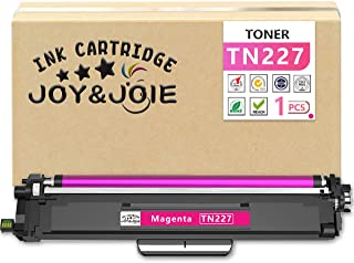 JOY&JOIE Compatible Toner Cartridge Replacement for Brother TN227 TN227magenta TN-227 TN223magenta TN223 for MFC-L3750CDW ...