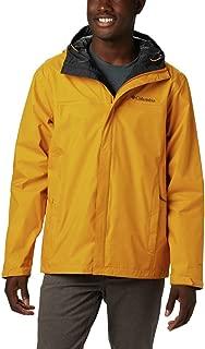 Men's Watertight II Front-Zip Hooded Rain Jacket