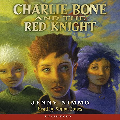 Charlie Bone and the Red Knight cover art
