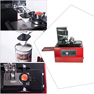 Enshey Pad Printing Machine - Electric Pad Printer Printing Machine T-Shirt INKPRINT PVC Mug Ballpen Popular (Shipping from USA)