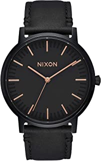 Best nixon leather band watch Reviews