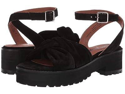 Free People Essex Sandal (Black) Women