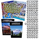 State & Park Uncirculated Quarter Collection (1999-2021)
