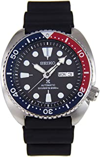 Seiko Prospex Mens Turtle Divers Automatic Watch, 200M, Rubber Strap - SRP779J1 (Made in Japan)