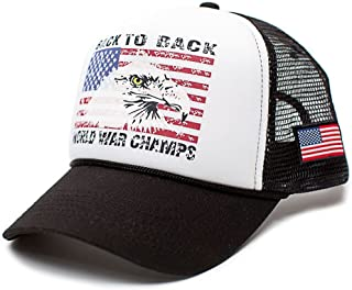 Eagle Unisex-Adult Trucker Hat -One-Size