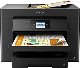 Epson WorkForce WF-7830DTWF 4-in-1 Business Tintenstrahl-Multifunktionsgerät (Drucker..