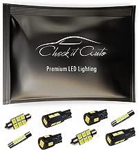 Check it Auto LED Lights for 2009-2018 Dodge Ram LED Interior Package Kit (9pcs)