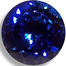 loose diamonds blue