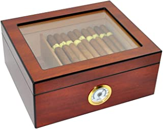 Best vintage glass humidor Reviews